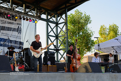 10-07-2016 - Anson Funderburg & The Rockets - King Biscuit Blues Festival #2