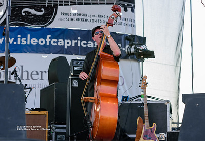 10-07-2016 - Anson Funderburg & The Rockets - King Biscuit Blues Festival #16