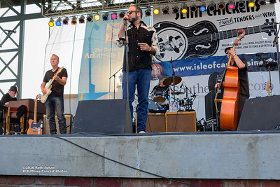 10-07-2016 - Anson Funderburg & The Rockets - King Biscuit Blues Festival #6