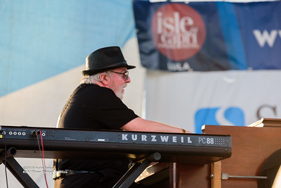 10-07-2016 - Anson Funderburg & The Rockets - King Biscuit Blues Festival #17