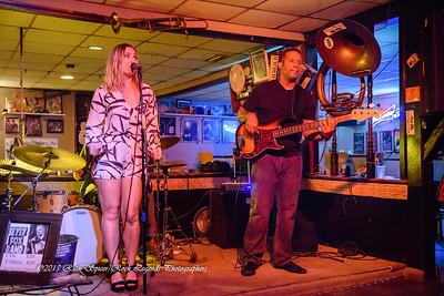 08-13-2015 - Betty Fox Band - Blues Tavern #2