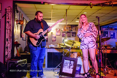 08-13-2015 - Betty Fox Band - Blues Tavern #7
