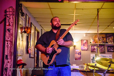 08-13-2015 - Betty Fox Band - Blues Tavern #1
