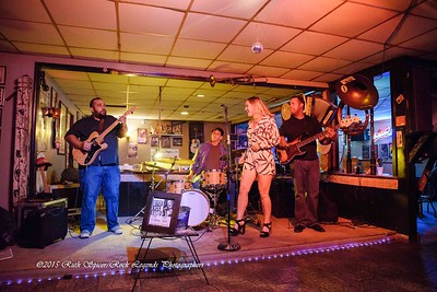 08-13-2015 - Betty Fox Band - Blues Tavern #3