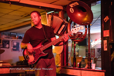 08-13-2015 - Betty Fox Band - Blues Tavern #9