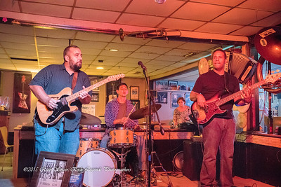 08-13-2015 - Betty Fox Band - Blues Tavern #36