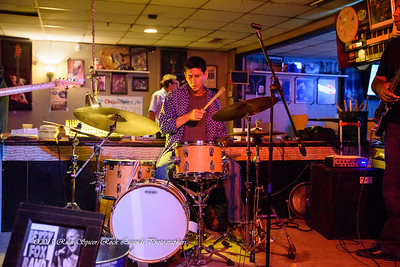 08-13-2015 - Betty Fox Band - Blues Tavern #26