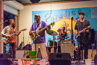 09-01-2015 - Biscuit Miller & The Mix - Paradise Bar & Grill #22