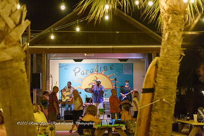 09-01-2015 - Biscuit Miller & The Mix - Paradise Bar & Grill #45