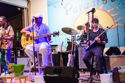 09-01-2015 - Biscuit Miller & The Mix - Paradise Bar & Grill #28
