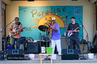 09-01-2015 - Biscuit Miller & The Mix - Paradise Bar & Grill #11