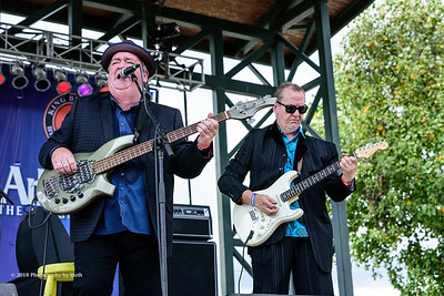 10-06-2018 - Backbone Blues Band - King Biscuit Blues Festival #10