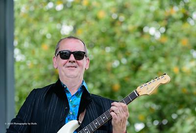 10-06-2018 - Backbone Blues Band - King Biscuit Blues Festival #18