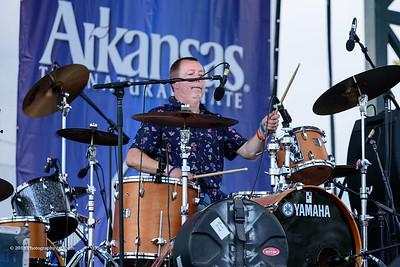 10-06-2018 - Backbone Blues Band - King Biscuit Blues Festival #12
