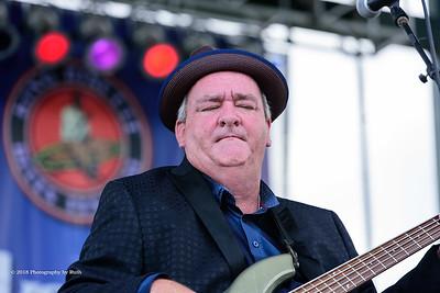 10-06-2018 - Backbone Blues Band - King Biscuit Blues Festival #16