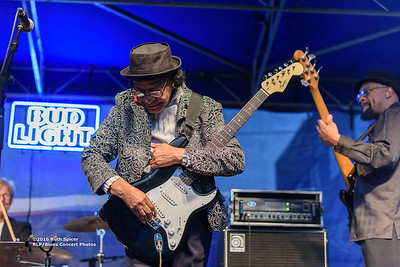 10-08-2016 - Beverly Guitar Watkins - King Biscuit Blues Festival #13