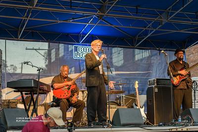10-08-2016 - Beverly Guitar Watkins - King Biscuit Blues Festival #3