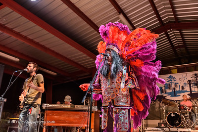 09-29-2017 - Big Chief Monk Boudreaux with Johnny Sansone - BBHF #16
