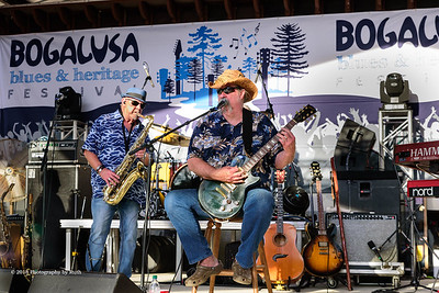 09-28-2018 - Big Daddy O' - Bogalusa Blues & Heritage Festival #3