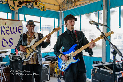 01-10-2016 - Biscuit Miller & The Mix - Paradise Bar & Grill #34