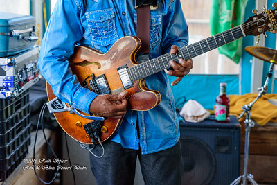 01-10-2016 - Biscuit Miller & The Mix - Paradise Bar & Grill #15