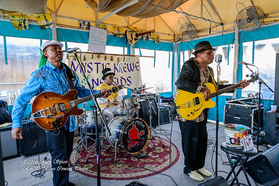 01-10-2016 - Biscuit Miller & The Mix - Paradise Bar & Grill #4