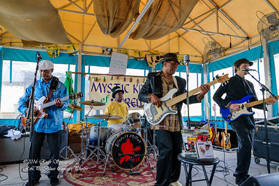 01-10-2016 - Biscuit Miller & The Mix - Paradise Bar & Grill #22