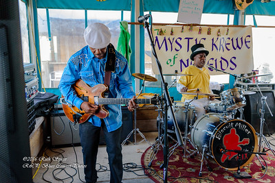 01-10-2016 - Biscuit Miller & The Mix - Paradise Bar & Grill #16