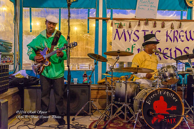 01-10-2016 - Biscuit Miller & The Mix - Paradise Bar & Grill #48