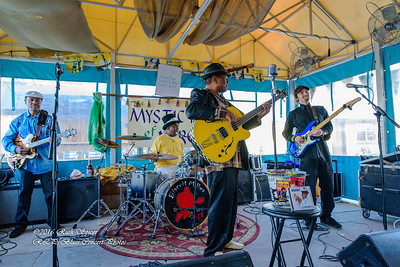 01-10-2016 - Biscuit Miller & The Mix - Paradise Bar & Grill #9