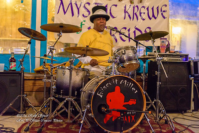 01-10-2016 - Biscuit Miller & The Mix - Paradise Bar & Grill #41