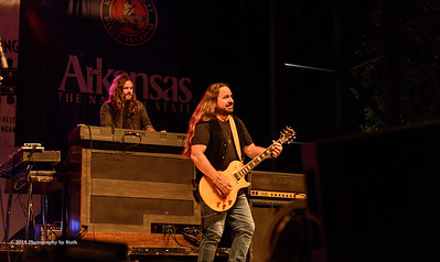 10-05-2018 - Blackberry Smoke - King Biscuit Blues Festival #26