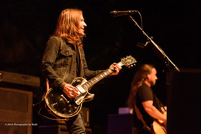 10-05-2018 - Blackberry Smoke - King Biscuit Blues Festival #19