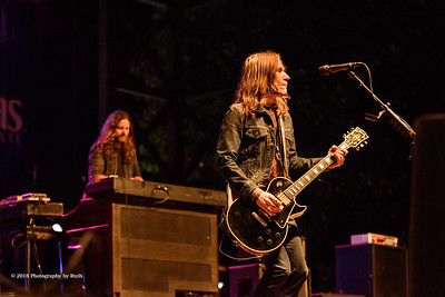10-05-2018 - Blackberry Smoke - King Biscuit Blues Festival #23