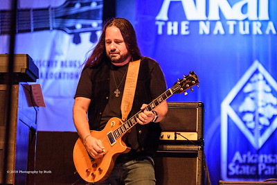 10-05-2018 - Blackberry Smoke - King Biscuit Blues Festival #29