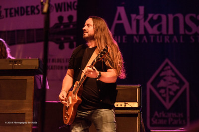 10-05-2018 - Blackberry Smoke - King Biscuit Blues Festival #5