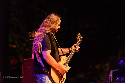 10-05-2018 - Blackberry Smoke - King Biscuit Blues Festival #16
