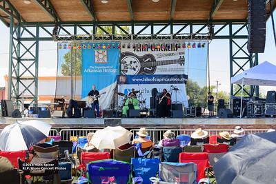 10-07-2016 - Blind Mississippi Morris - King Biscuit Blues Festival #7