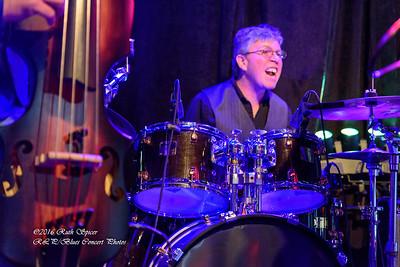 01-27-2016 - Dave Muskett Acoustic Blues Band - Blind Raccoon Showcase - Purple Haze - Memphis, TN #7
