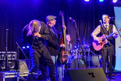 01-27-2016 - Dave Muskett Acoustic Blues Band - Blind Raccoon Showcase - Purple Haze - Memphis, TN #9