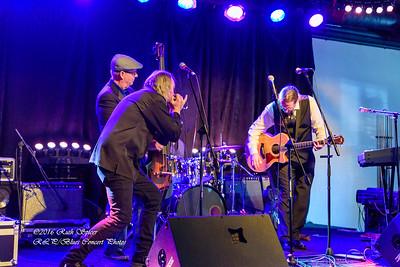01-27-2016 - Dave Muskett Acoustic Blues Band - Blind Raccoon Showcase - Purple Haze - Memphis, TN #10