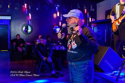 01-27-2016 - Peter Blewzzman Lauro - Blind Raccoon Showcase - Purple Haze - Memphis, TN