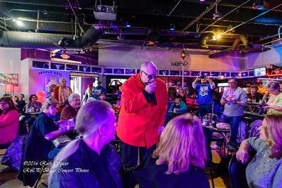 01-27-2016 -Walkin Cane Mark - Blind Raccoon Showcase - Purple Haze - Memphis, TN #14