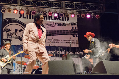 10-05-2016 - Bobby Rush - King Biscuit Blues Festival #21