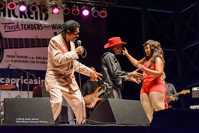 10-05-2016 - Bobby Rush - King Biscuit Blues Festival #20