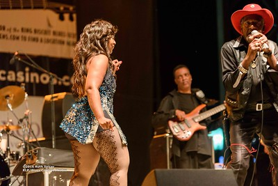 10-05-2016 - Bobby Rush - King Biscuit Blues Festival #28