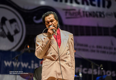 Bobby Rush - 2016 King Biscuit Blues Festival CONCERT PHOTOS - 10-05-2016