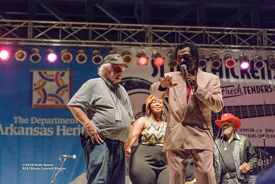 10-05-2016 - Bobby Rush - King Biscuit Blues Festival #22