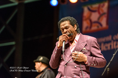 Bobby Rush & His Bootylicious Women - King Biscuit Blues Festival CONCERT PHOTOS - 10-08-2015