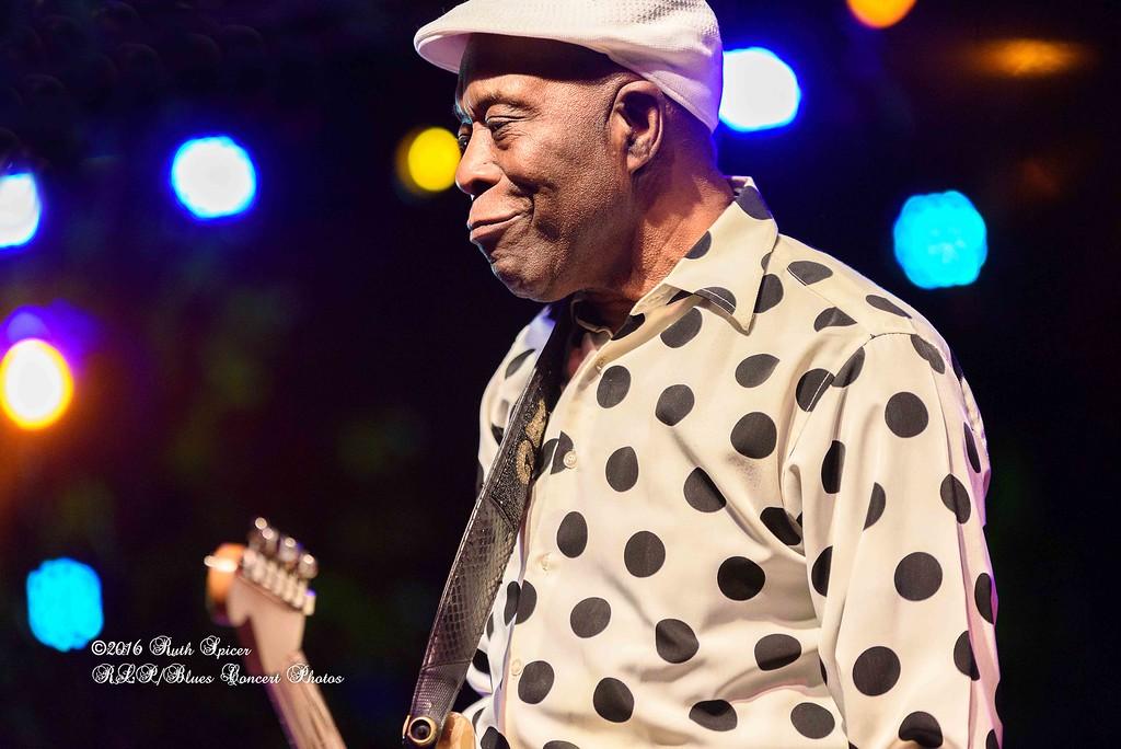 Buddy Guy - Baton Rouge Blues Festival CONCERT PHOTOS - 04-09-2016